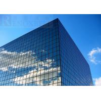 Quality Flat Aluminum Panel For Construction/Curtain Wall/Facade System wholesale