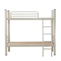 China Bedroom Furniture Adult Bed Steel furniture child metal double bed on sale