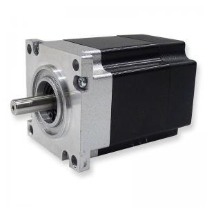 57ZW3S Series 24v Dc Brushless Motor , Servo Motor Brushless 57 * 57 Mm Square Size