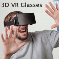 """Cheap Virtual Reality 3D Video Glasses for 4-6"""" inch Smartphones Google Cardboard for sale"""
