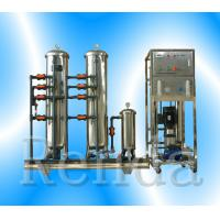 China Mineral Water Drinking RO Water Treatment Systems For Purification / Water Softening on sale