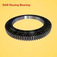 Quality China 50Mn slewing ring, turntable bearing used for machine, construction machinery slewing bearing wholesale