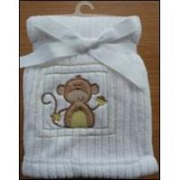 Cheap Embroidered Baby Blanket (ABTX-038) for sale