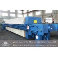Cheap Membrane High Pressure Filter Press Machine Tailings Dewatering for sale