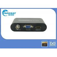Cheap Portable NTSC / PAL HD Video Encoder 1080P HDMI VGA BNC Converter for sale