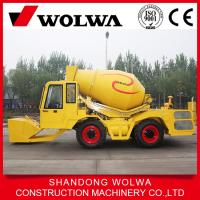 China 3CBM cement mixer truck concrete mixer truck on sale