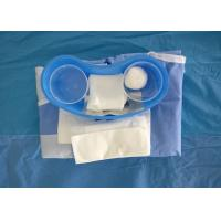 Cheap Ophtahlmic Custom Surgical Packs , Eye Sterile Surgical Kit Single Use for sale