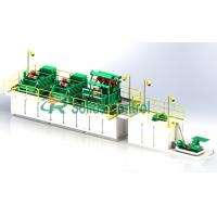 China High Performance Mud Recycling System For Horizontal Directional Drilling on sale