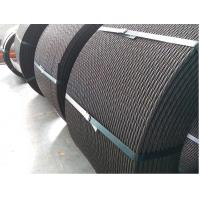 China 1X7 High Tension Prestressed Concrete Cables 1860Mpa Steel Strand For Brige on sale