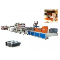 Cheap Twin Screw PVC Foam Sheet Extrusion line /  Foam Making Machine For Advertising Material for sale