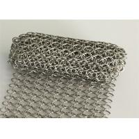 Cheap Stainless Steel Metal Mesh Curtains Decorative Mesh Screen Bar And Hotel Use for sale
