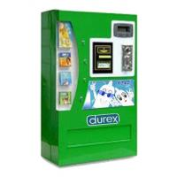 China Space Saving Automated Vending Machine For Selling Condom / Cigarette Cash Operated on sale