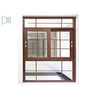 Cheap Fly Screen Aluminium Sliding Windows Waterproof For Building Project System for sale