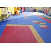 Pp interlock basketball court flooring plastic anti slip for Plastic kitchen flooring