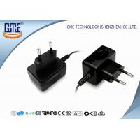 Buy cheap GME EU 12V 500mA switching wall plug power supply  with CE ROHS  CB GS certificates from wholesalers