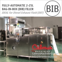 Cheap Fully-automatic BiB DEF Diesel Exhaust Fluid Filling Machine Bag-in-Box Filler for sale