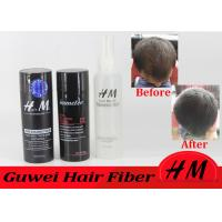 Cheap Unisex HM Hair Loss Concealer Keratin Instant Hair Thickening Fiber For Baldness for sale