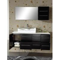Cheap Stainless steel bathroom cabinet with wall mirror cabinet ,SW-1167 for sale