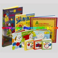 Quality colorful children book/ecducational book/school book printing wholesale