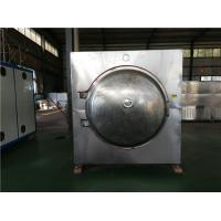 Cheap Box Type Vacuum Drying Chamber , Microwave Vacuum Drying Equipment Fast Heating for sale