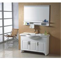 China 3 doors Traditional Bathroom Vanities furniture style Silver Mirror with Plywood Mirror Shelf on sale