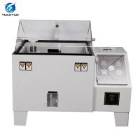Cheap 800L Laboratory Automatic Defogging Salt Spray Test Chamber With Touch - Screen Operator Control Interface for sale