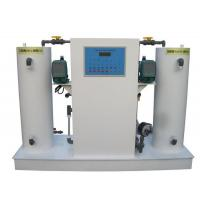 Cheap Disinfection Device Chlorine Dioxide Generator , Sodium Hypochlorite Dosing Device for sale
