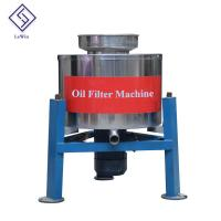 Cheap High Preformance Centrifugal Oil Filtering Equipment 800 * 700 * 1000mm for sale