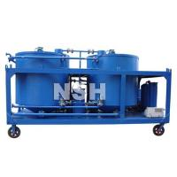 China Sino-nsh used industrial oil re-refining equipment on sale