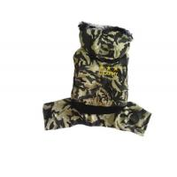 China Waterproof medium camouflage dog coat puppy clothes for chihuahuas XS XX on sale