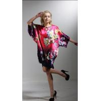 Cheap 2012 Women Summer Cheap Sexy Long Satin Nightgown for sale