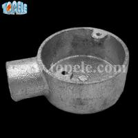 Quality BS4568 Terminal Extension Pattern Malleable Iron Box For Electrical Conduit wholesale