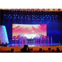 Cheap Front / Rear Sevicing Led Stage Screen Rental P3.91 4K 1920Hz High Brush LED Tvs for sale
