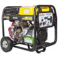 Cheap Small Size Portable Welder And Generator WD200A Diesel MMA Welding Machine for sale