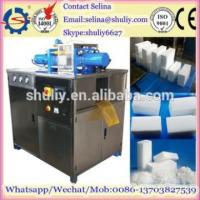 Cheap solid Co2 making dry ice machine/dry ice pelletizer machine white smoke reduce costs for sale