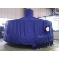 Cheap Semi Coating Tarpaulin Cover Good Peel Strength For Freight Container for sale