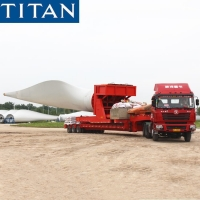 Cheap Windmill Blade Transport Wind Turbine Blade Trailer for Sale for sale