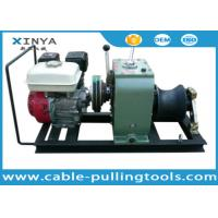Cheap 3 Ton Petrol Engine Powered Winch for sale