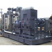 Cheap Screw Compressors Natural Gas Compressor 700-4500 Nm3/Hr Range For Shale Gas for sale