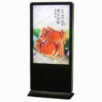 China LCD Advertising Player for Standing, Measures 42/46/55/65-inch on sale