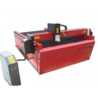 Buy cheap Non-contact Arc Iron USB Interface Plasma Metal Cutting Machine 1300* 2500mm 40A 380V from wholesalers