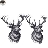 Cheap Fashion Custom Made Embroidered Patches To Sew On Clothing Imitation Super Cloth for sale