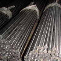 Cheap High-density 201 Stainless Steel Round Bar, Acid- and Alkali-resistant Material wholesale