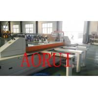 Cheap PP / PE Plastic Sheet Extrusion Line , Box / Cup Plastic Sheet Extrusion Machine for sale