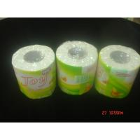 Cheap Environmental Biodegradable 2 Ply Tissue hygienic paper of Virgin Pulp 120g for sale
