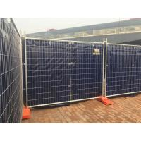 Cheap Acoustical Noise Barrier For Temporary Fence Panel In Construction Site for sale