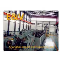 Cheap 650kW Green 8mm Low - Oxygen Copper Continuous Casting Machine 15 tons/hr for sale