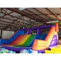 Inflatable Adults Backyard Obstacle Course Equipment With ...
