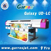Cheap Galaxy UD181LC Inkjet Printer Eco Solvent Printing Machine for Flex Banner/Vinyl Stickers for sale