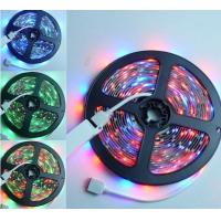 Cheap IP44 5m SMD 5050 LED Strip Light Yellow Green White Multicolor Led Striplight for sale